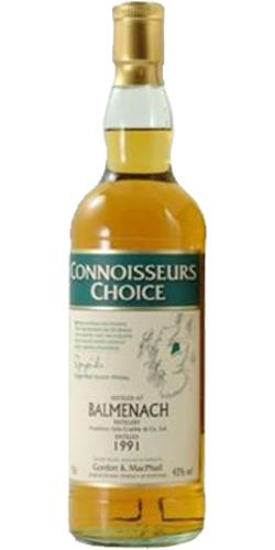Balmenach 1991 GM