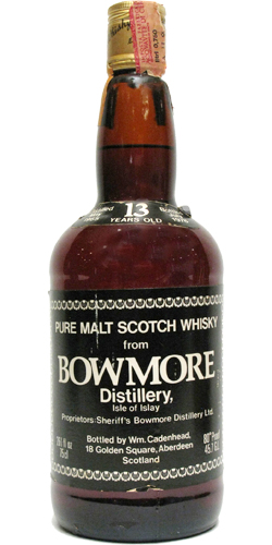 Bowmore 1965 CA