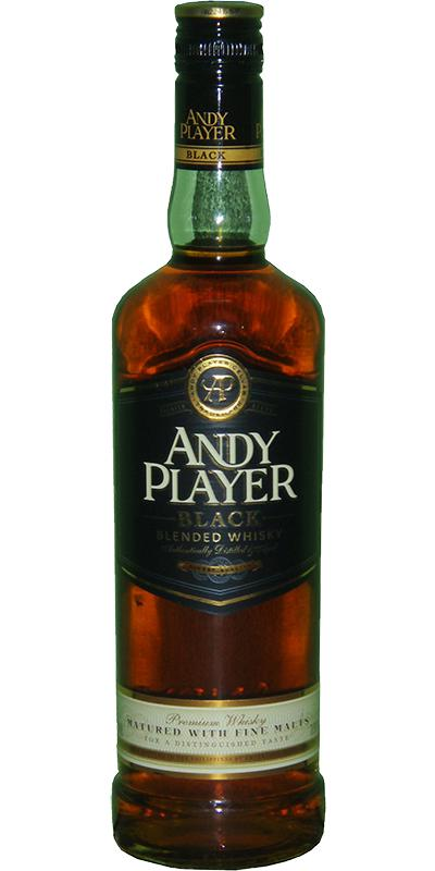 Andy Player Black - Blended Whisky