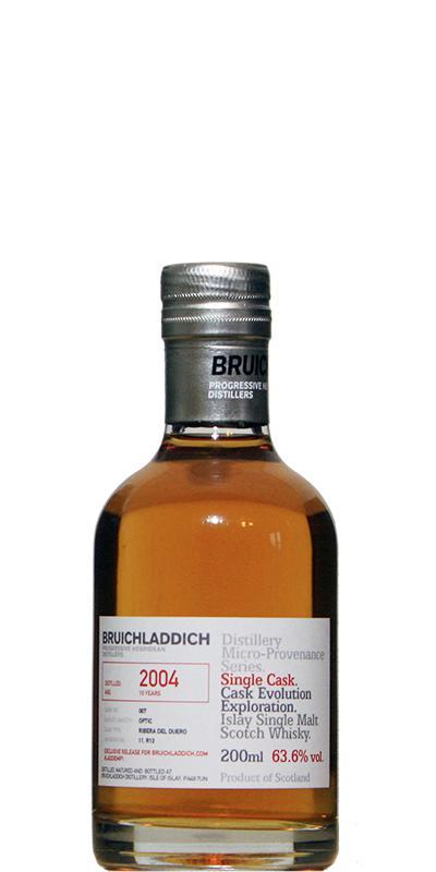 Bruichladdich #LADDIEMP1 - 2004