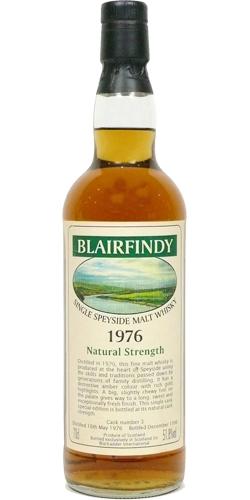Blairfindy 1976 BA