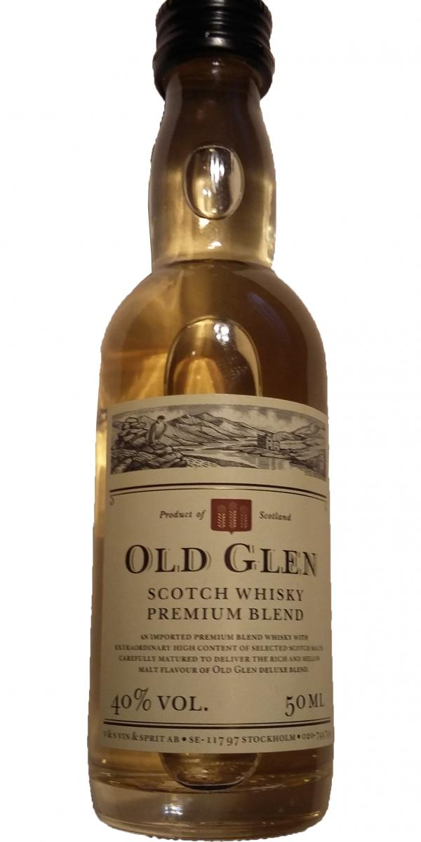 Old Glen Scotch Whisky Premium Blend