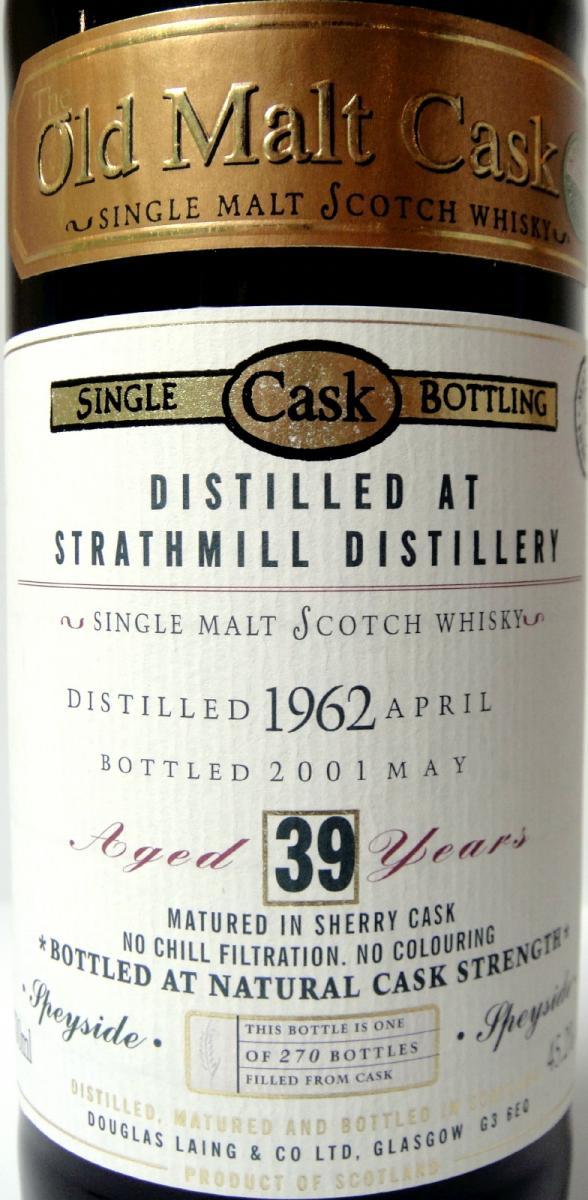 Strathmill 1962 DL