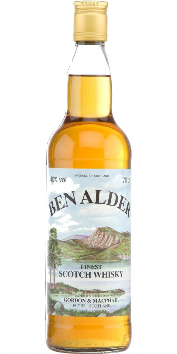Ben Alder Finest Scotch Whisky GM
