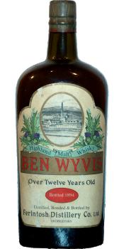 Ben Wyvis 12-year-old