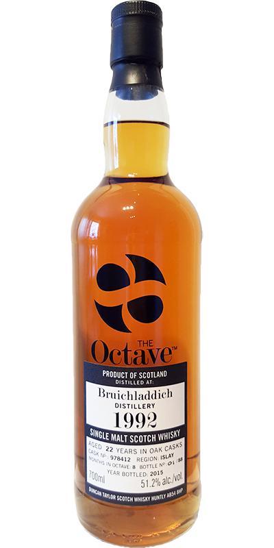 Bruichladdich 1992 DT
