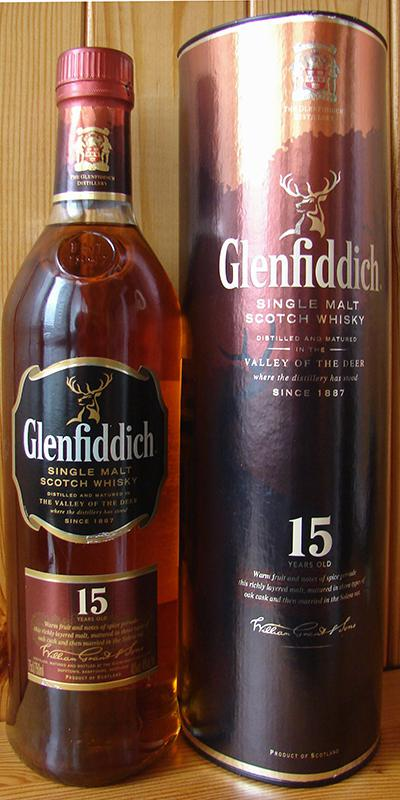 Glenfiddich 15-year-old