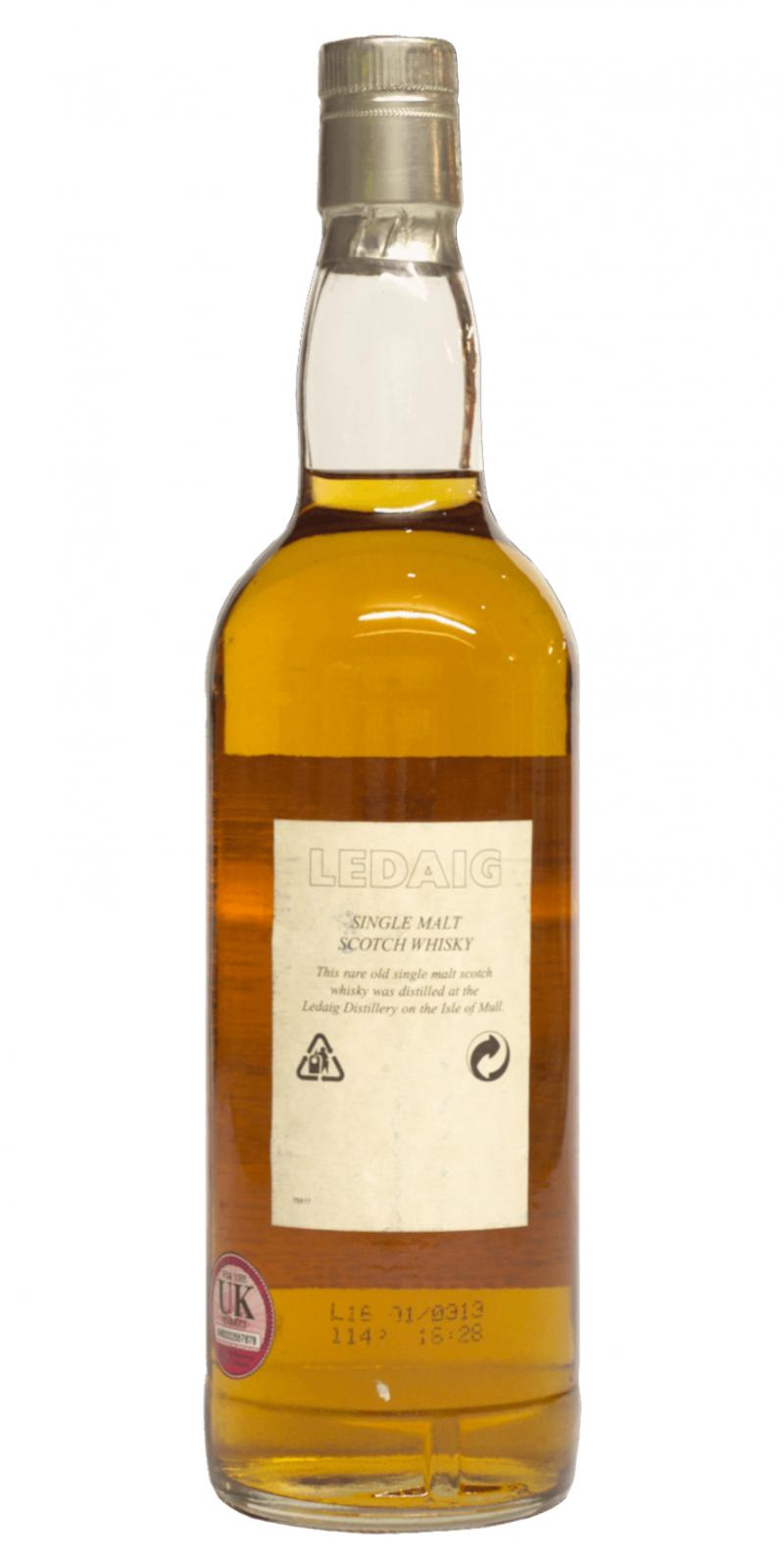 Ledaig 15-year-old