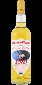 Irish Single Malt Whiskey 1989 W-F