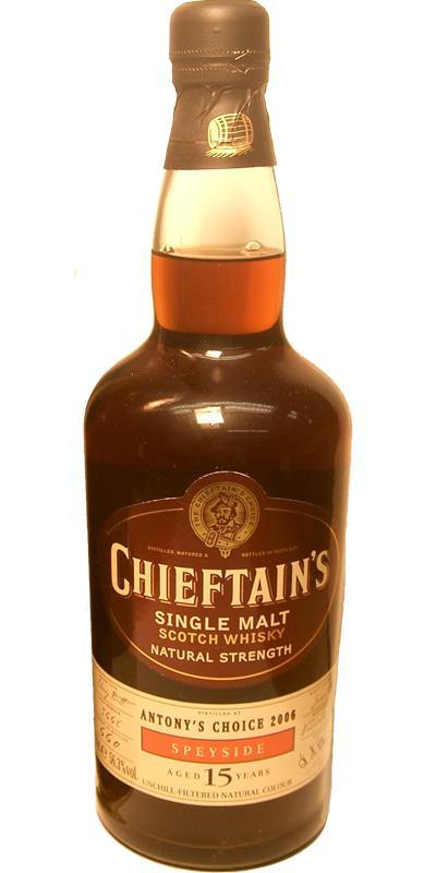 Chieftain's 1991 IM