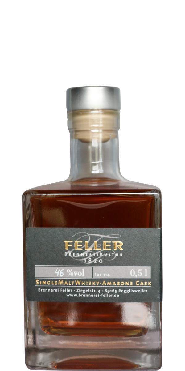 Feller Valerie - Amarone Cask