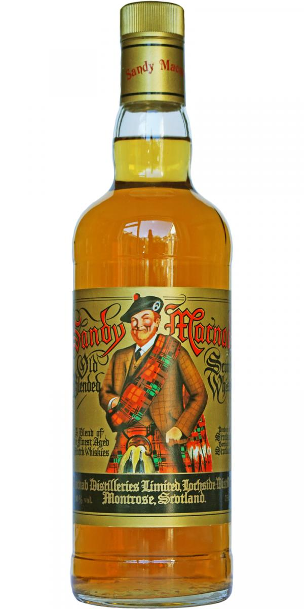 Sandy Macnab's Old Blended Scotch Whisky