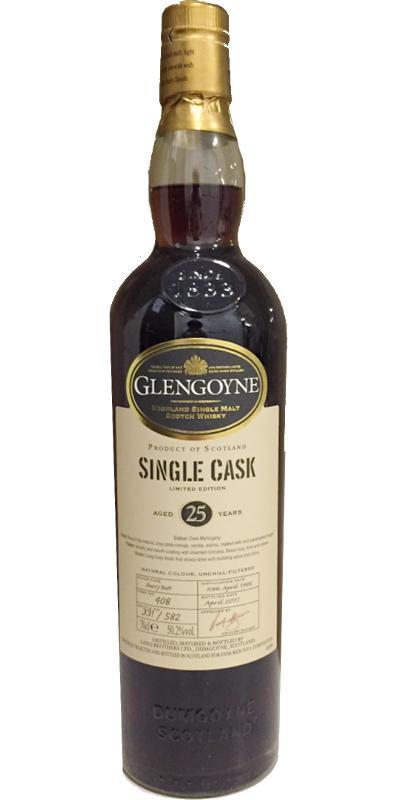 Glengoyne 1986