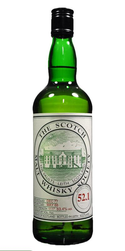 Old Pulteney 1977 SMWS 52.1