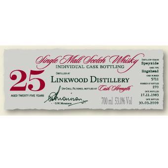 Linkwood 1983 DR
