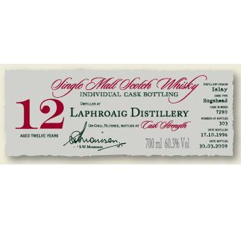 Laphroaig 1996 DR