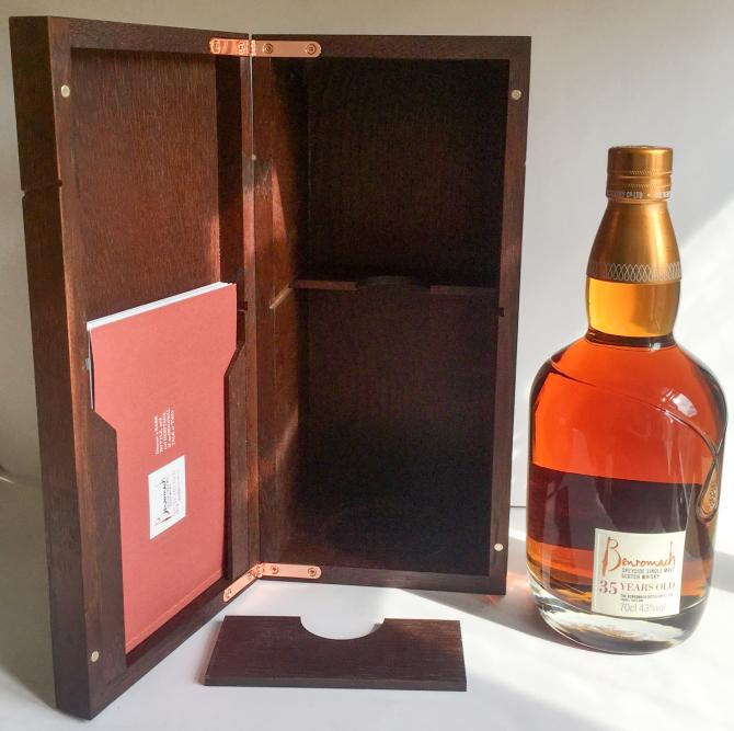 Benromach 35-year-old