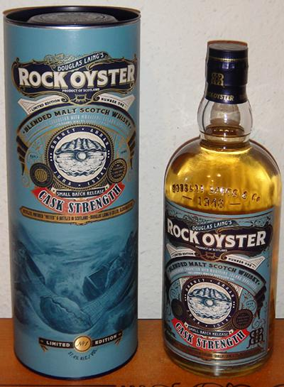 Rock Oyster Cask Strength DL