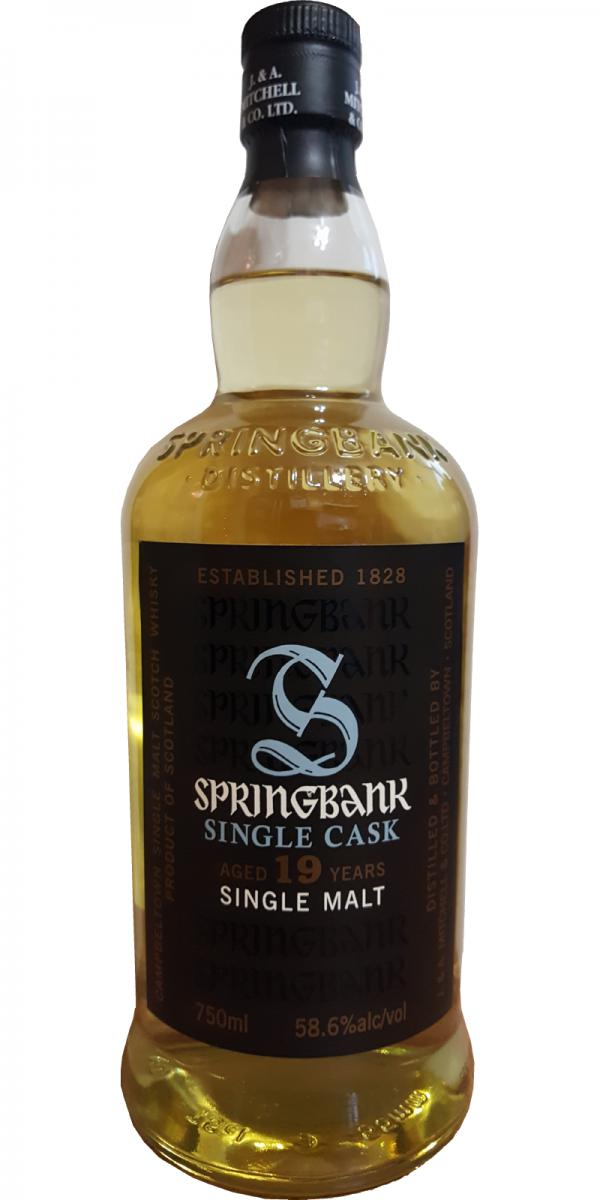 Springbank 19-year-old