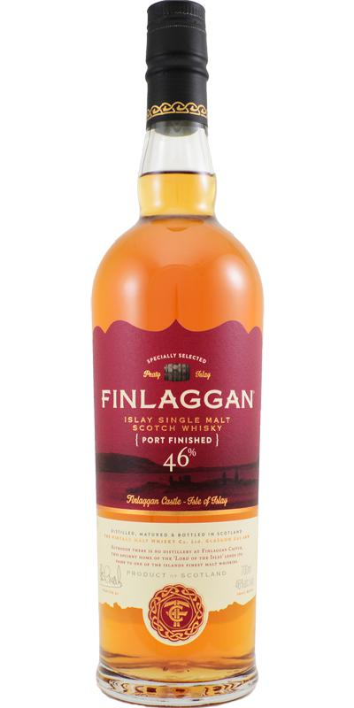 Finlaggan Port Finish VM