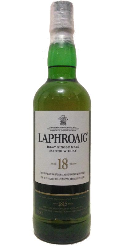 Laphroaig 18-year-old