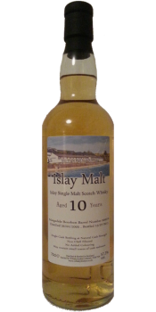 Islay Malt 2005 WhB