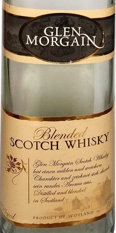 Glen Morgain Blended Scotch Whisky