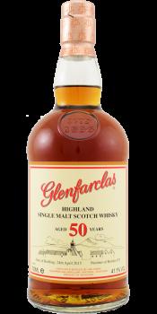 Glenfarclas 50-year-old