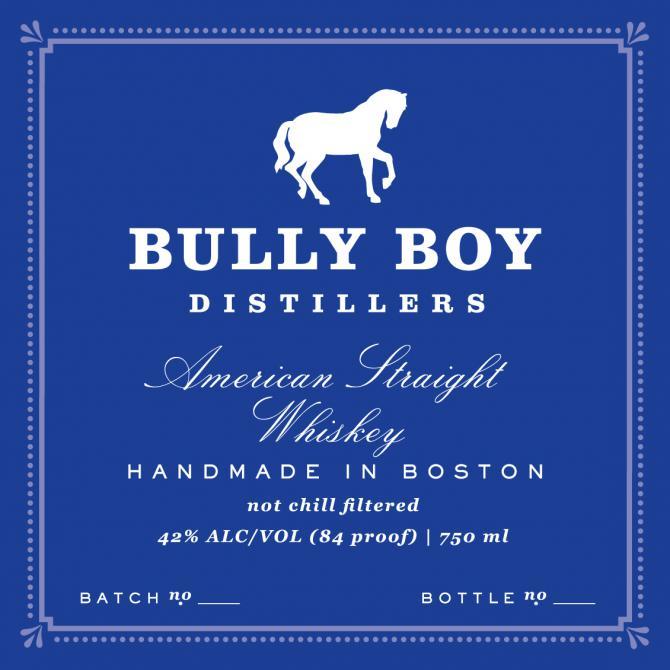Bully Boy Distillers American Straight Whiskey