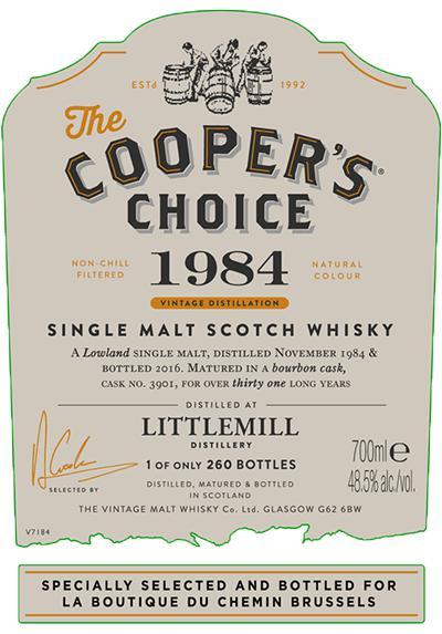 Littlemill 1984 CC