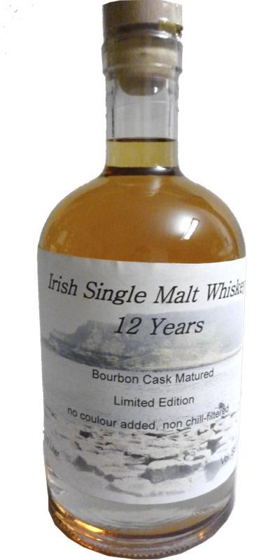 Irish Single Malt Whiskey 12-year-old IW