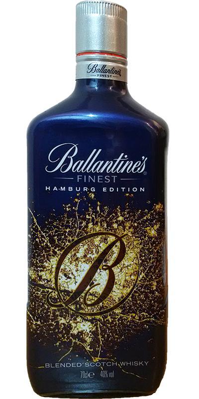 Ballantine's Finest - Hamburg Edition