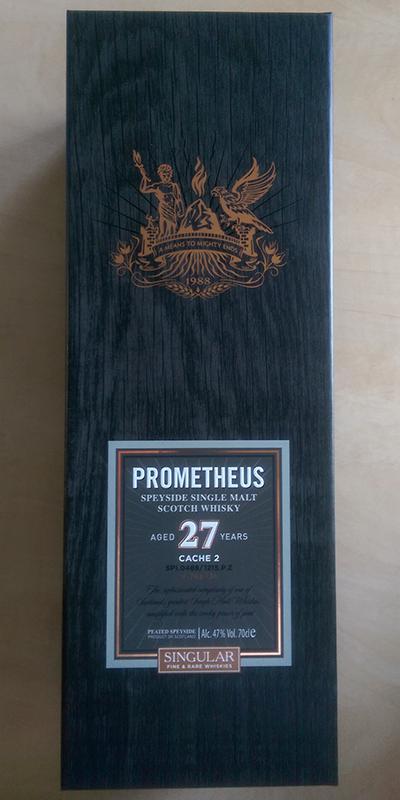 Prometheus 27-year-old TGDC