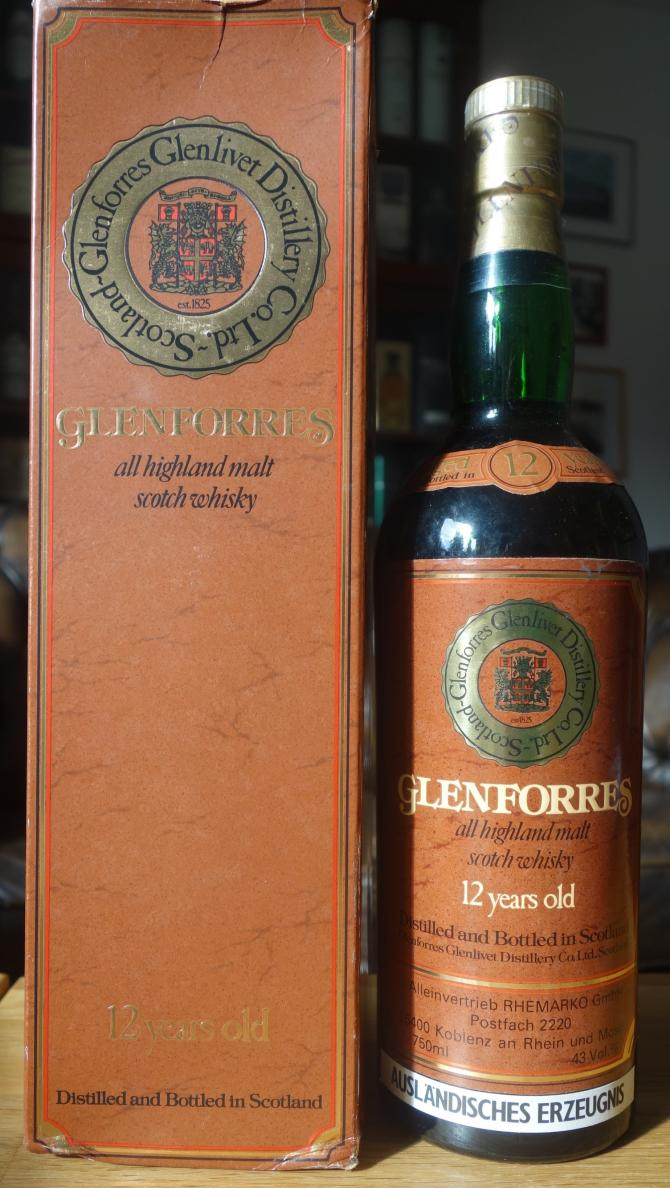 Glenforres 12-year-old
