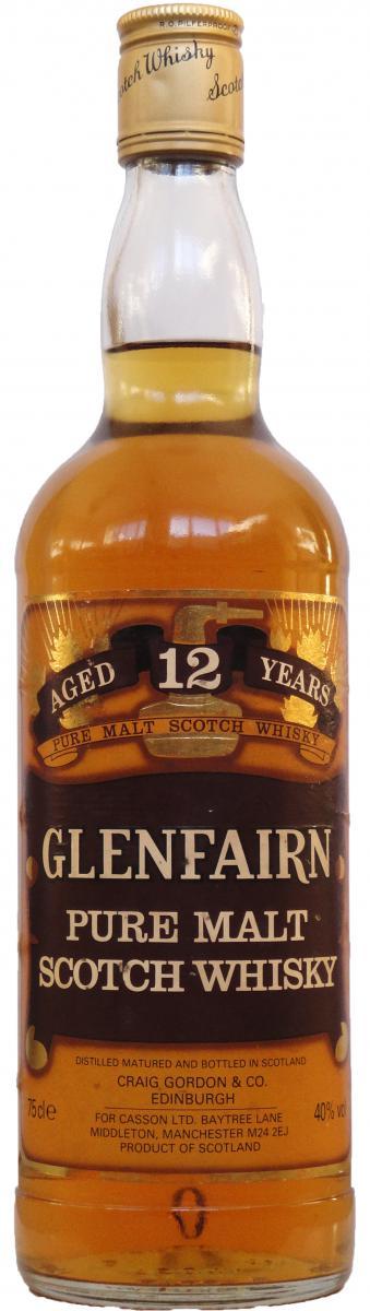 Glenfairn 12-year-old
