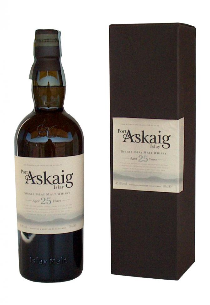 Port Askaig 25-year-old SMS