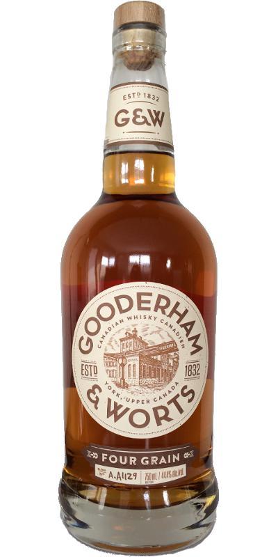 Gooderham & Worts Ltd. Four Grain