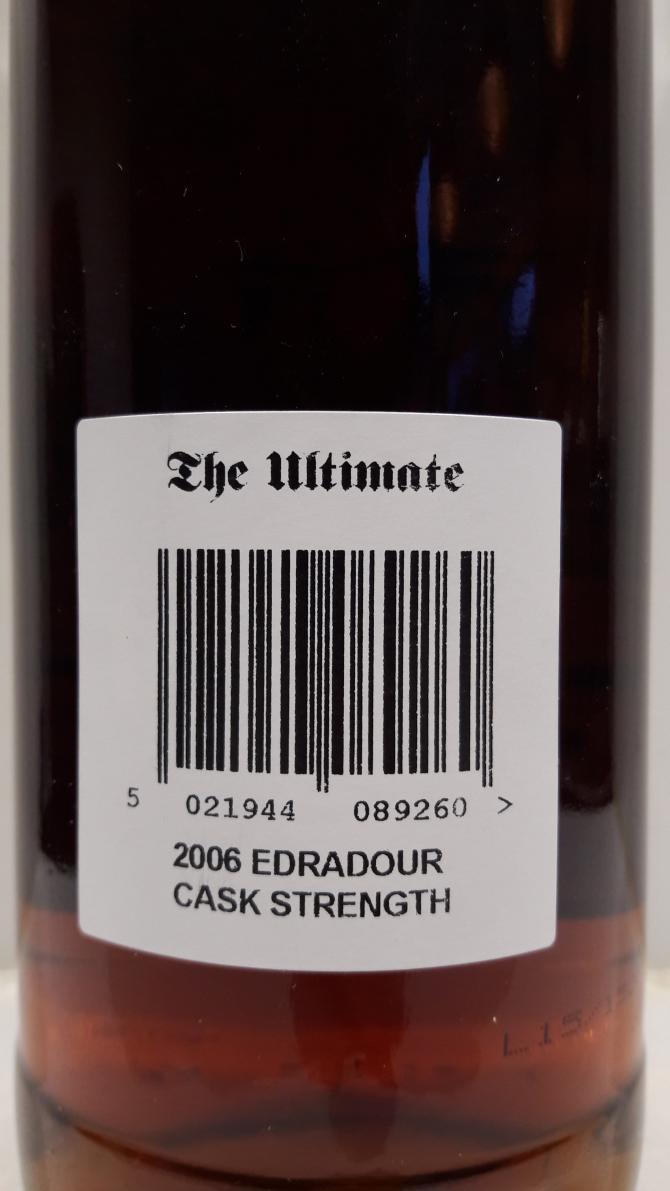 Edradour 2006 vW