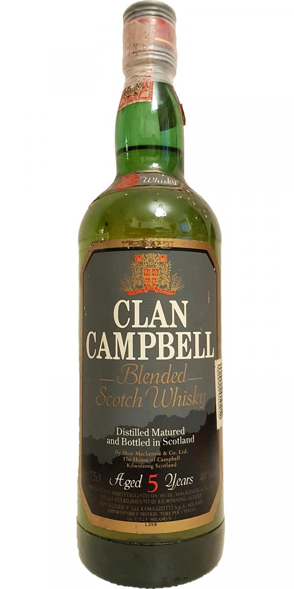 Clan Campbell 05-year-old
