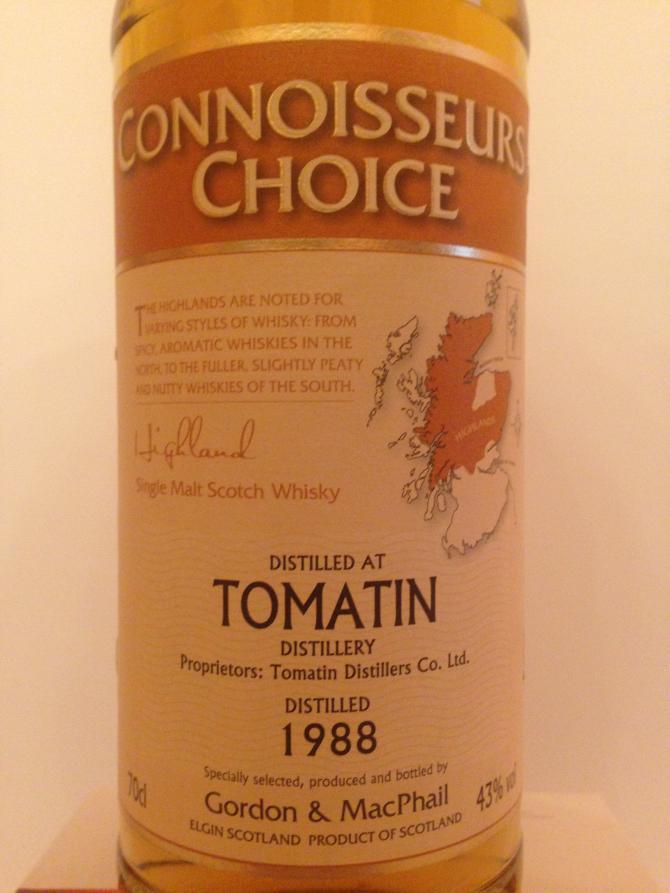 Tomatin 1988 GM