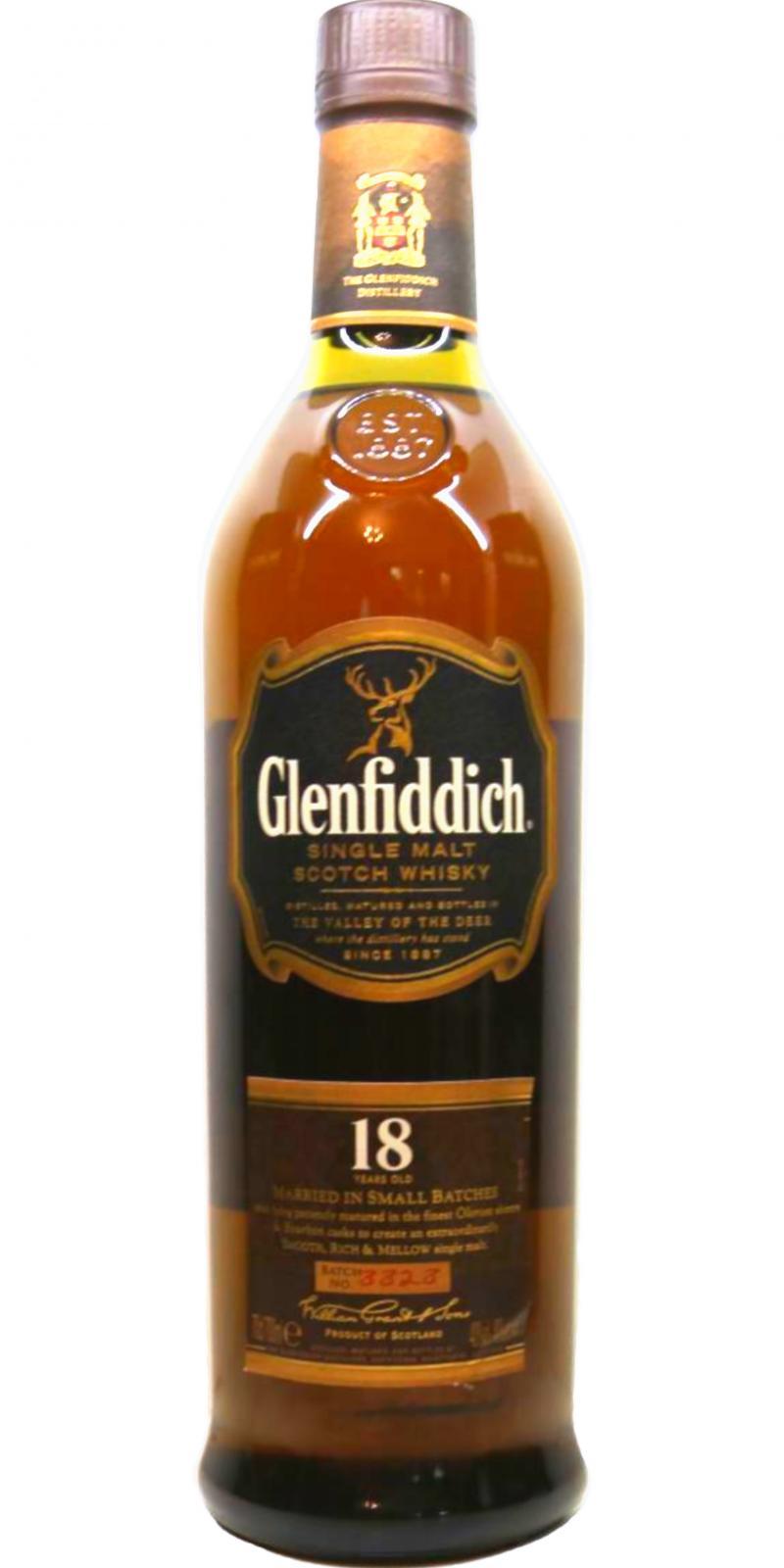 Glenfiddich Ancient Reserve - Gift Set