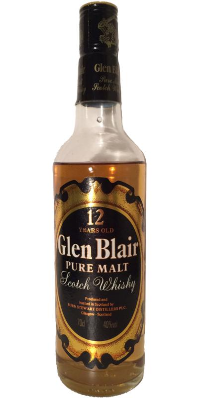 Glen Blair 12-year-old BSD
