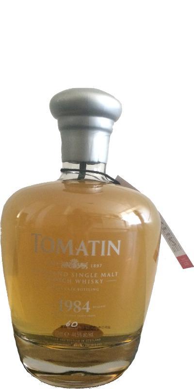 Tomatin 1984