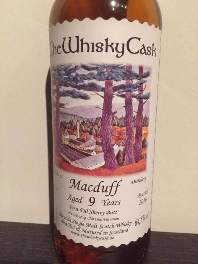 Macduff 2007 TWC