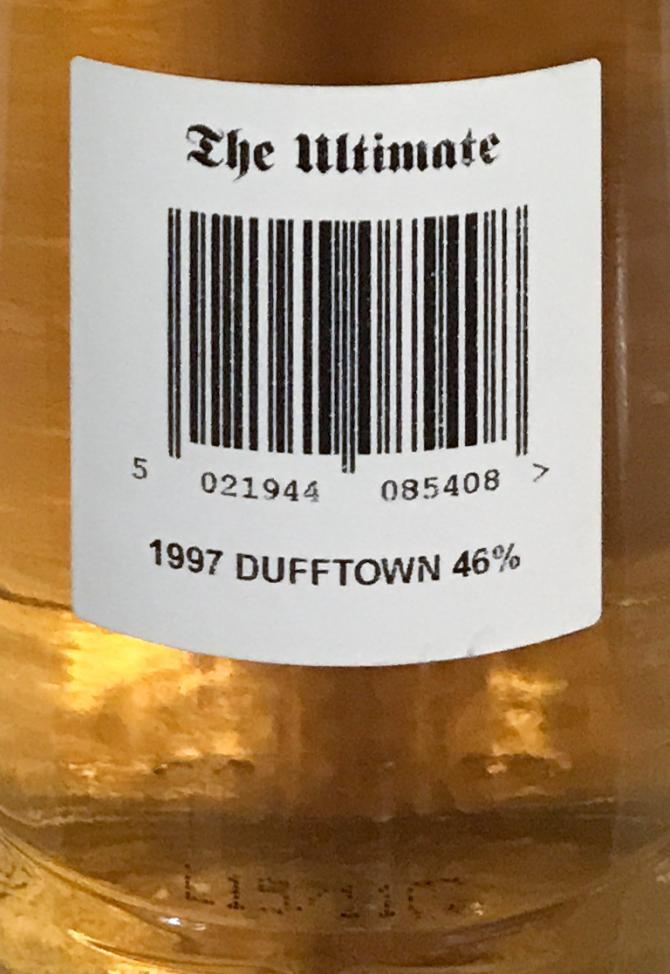 Dufftown 1997 vW