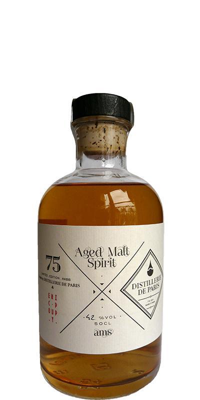 Aged Malt Spirit NAS