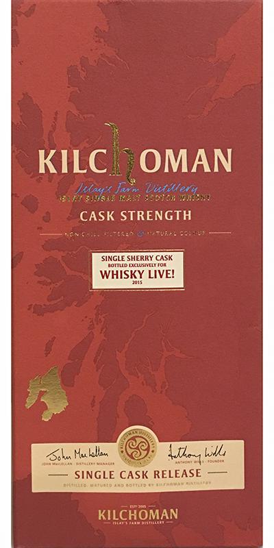 Kilchoman 2009 Single Cask