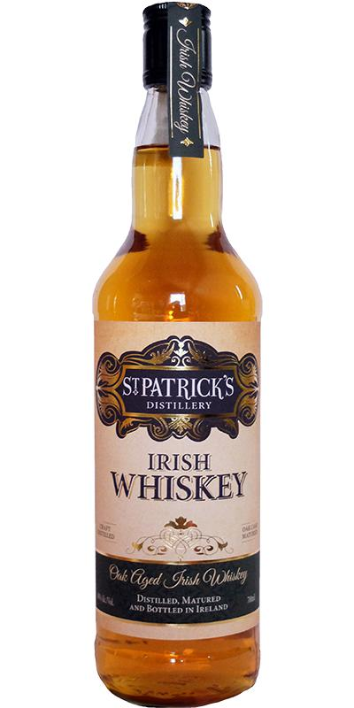 St. Patrick's 03-year-old