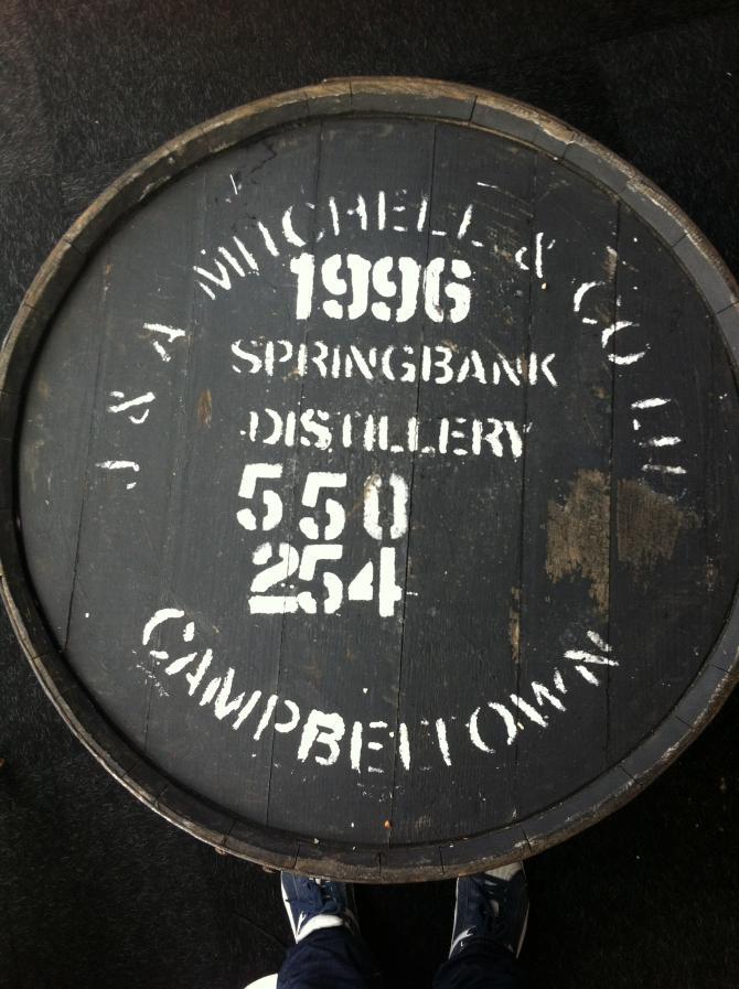 Springbank 1996 Arc