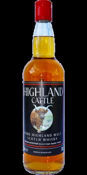 Highland Cattle Pure Highland Malt